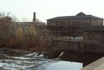 Central Falls: Blackstone Falls, Valley Falls Mill (2 of 9)