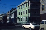Triple-decker Houses in Central Falls