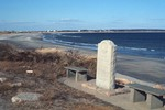 Trustrum Dodge Memorial- Block Island by Chet Smolski