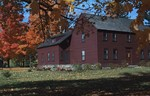 Litchfield - Old Housing in the Fall