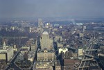 Boston - East from the Prudential