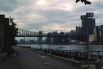 Queensboro Bridge from Roosevelt Island