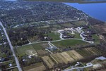 Aerial of a Planned Community