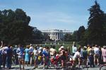 White House Tourists