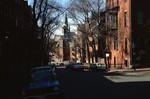 Boston: South End, Side Street
