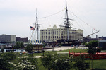 Baltimore: USS Constellation; Old Harry Ship and McCormick Spice Factory