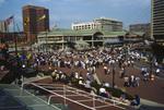 Baltimore: Inner Harbor Plaza