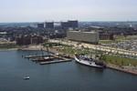Baltimore: Inner Harbor, Maryland Science Center
