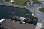Baltimore: USS Constellation, Inner Harbor