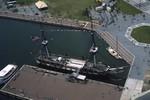 Baltimore: USS Constellation, Inner Harbor