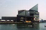 Baltimore: National Aquarium, inner Harbor