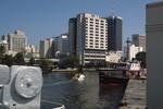 Miami: Miami River Walk, One Biscayne Tower