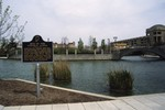 Indianapolis: White River State Park, Central Canal