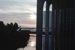 Brasilia: National Congress Building at Sunrise