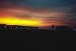 Brasilia: Sunrise Toward Esplanade, 6:00 AM