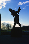 """Stevenage: Franta Belsky, """"Joyride"""", 1958 Public Sculpture"""