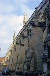 Winchester Cathedral: Buttresses