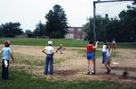 Radburn: Planned Community Baseball Field