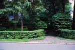 Radburn: Walkway Entrance