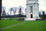 Flanders Field American Cemetery and Memorial by Chet Smolski and Paul Cret