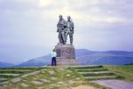 Scotland: Commando Memorial