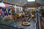Norfolk: Waterside Festival Marketplace, Interior