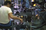 Morgantown: Seneca Glass Company (Factory Worker)