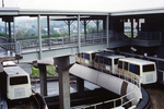 Morgantown: Personal Rapid Transit (Station, Cars)