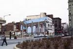 Washington, DC: Trompe l'Oeil Wall Mural