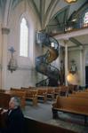 Loretto Chapel: Mysterious Staircase
