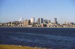 Boston: Skyline from Kennedy Library