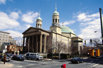 Baltimore: Basilica of the National Shrine of the Assumption of the Blessed Virgin Mary