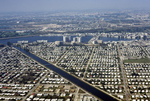 Miami: Aerial, Residential, Interstate 95