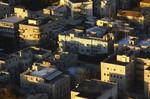 Tel Aviv: Housing & Setting Sun