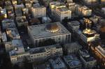 Tel Aviv: Great Synagogue on Allenby Road