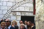 Jerusalem: Simoni Cyrenato Crux Imponitur, Via Dolorosa by Chet Smolski
