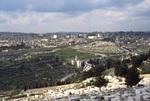 Jerusalem: Eastern Wall, Jewish Cemetery, Church of Mary Magdalene