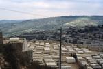 East Jerusalem: Mount of Olives Jewish Cemetary