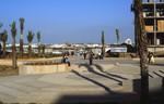 Tel Aviv: Construction at Tel Aviv University
