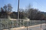 Tel Aviv: Fence for Security around Tel Aviv University