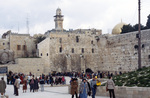 Jerusalem: Western Wall, al'Aqsa Mosque, and the Dome of the Rock