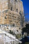 Jerusalem: Phasael Tower (detail)