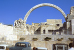 Jerusalem: Hurva Synagogue Ruins