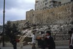 Jerusalem: Southeast End of the Eastern Wall