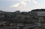 Jerusalem: New City inside Dung Gate
