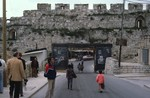 Jerusalem: Dung Gate