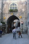 Jerusalem: Part of St. Stephen's Gate