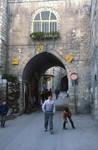 Jerusalem: Part of St. Stephen's Gate