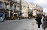 Jerusalem: Troops at Jaffa Gate