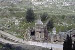 Jerusalem: Kidron Valley, Absalom's Pillar